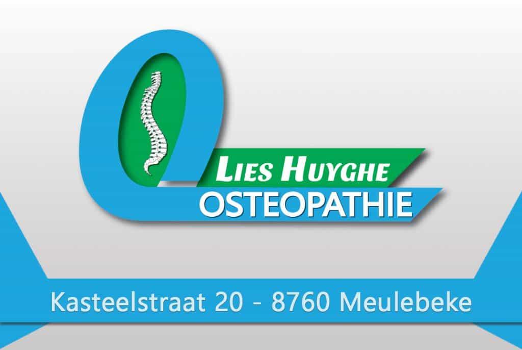 Visitekaartje Lies Huyghe